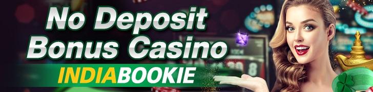 No Deposit Bonus Casino India