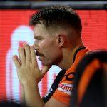 David Warner recalls poor Ashes record against Stuart Broad