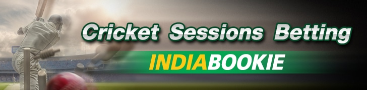 cricket session betting online