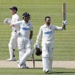 NZ vs England: First Test evenly poised after Convay double ton