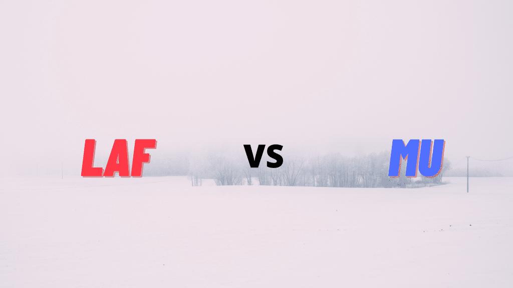 LAF vs MU Major Soccer League