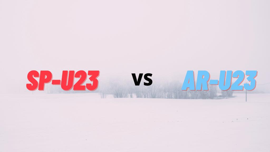 SP-U23 vs AR-U23 Olympics Men