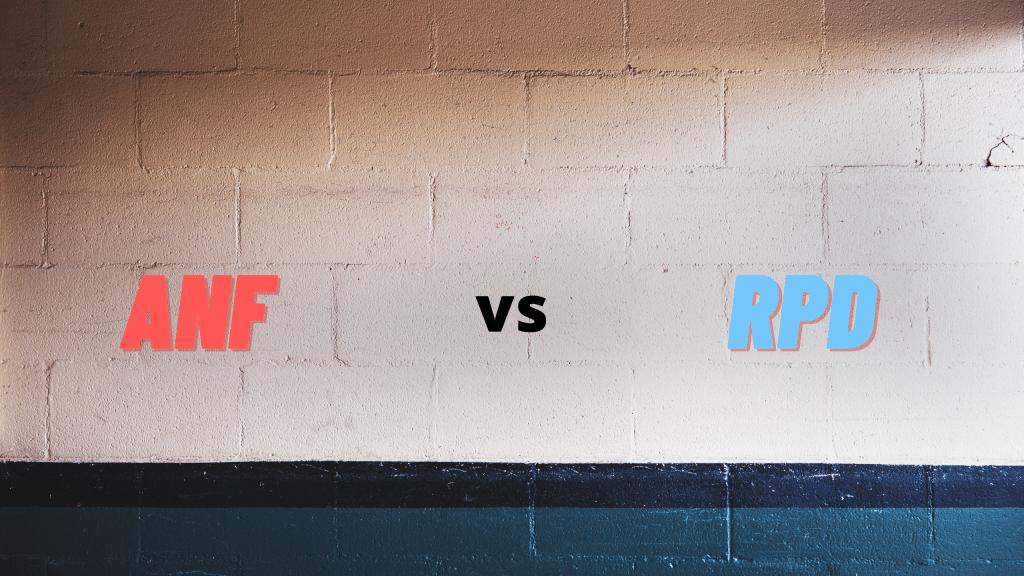 ANF vs RPD