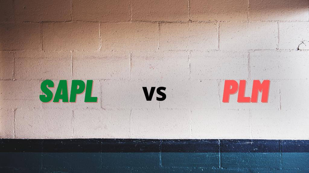SAPL vs PLM