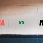 USA vs Mexico Gold Cup