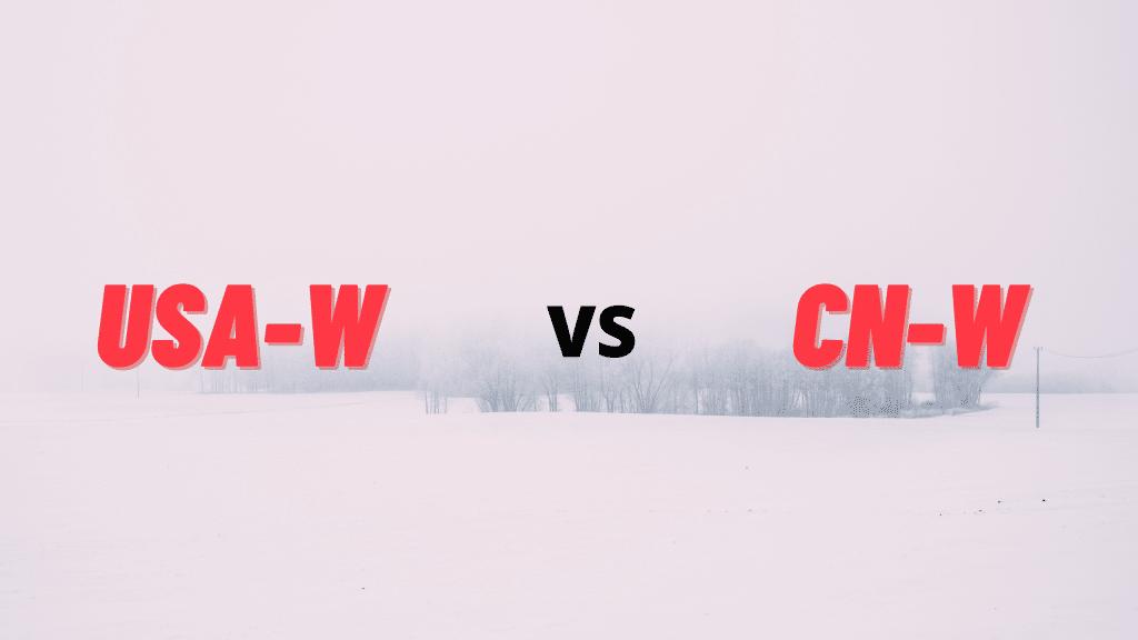 USA vs Canada women
