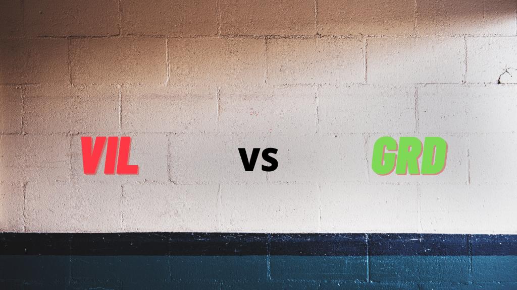 VIL vs GRD